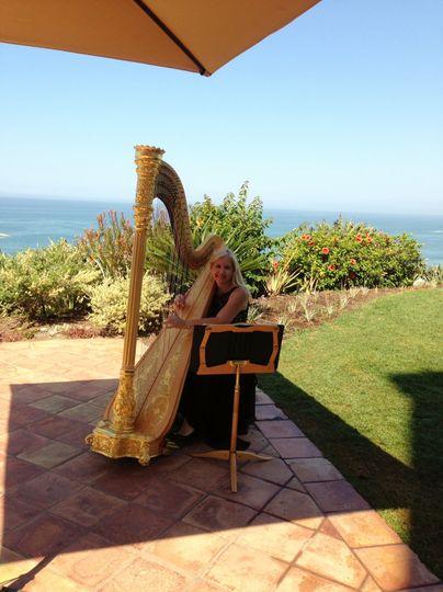 orange county harpist ritz carlton 2