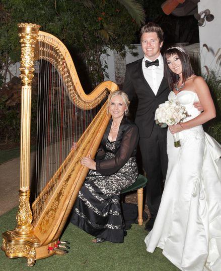 orange county harpist casino san clemente