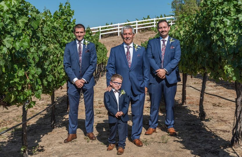 Guys in the Vines
