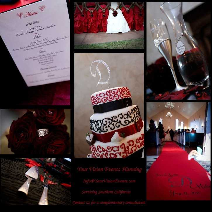 Your Vision Events Planning & Coordinating