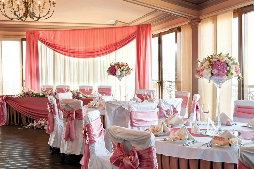 Wedding Table Pipe and Drapery Rentals by Impact Events Atlanta
