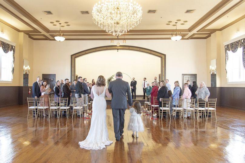 Wedding Processional!