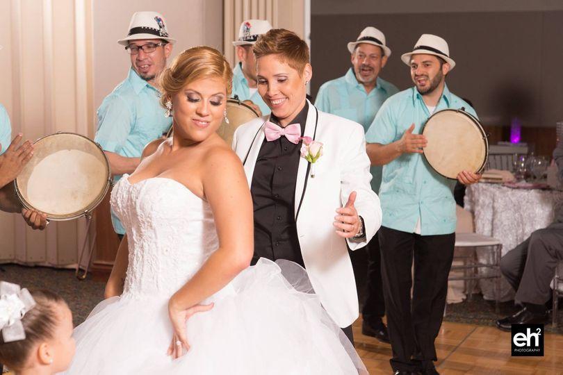 Desiree and Miriangela's Wedding