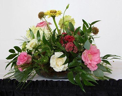 Accent Floral Centerpiece