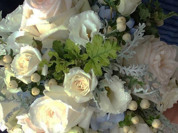 Tmx Ohara Centerpiece Blue White Ww 51 1862309 1565295061 Pittsford, NY wedding florist