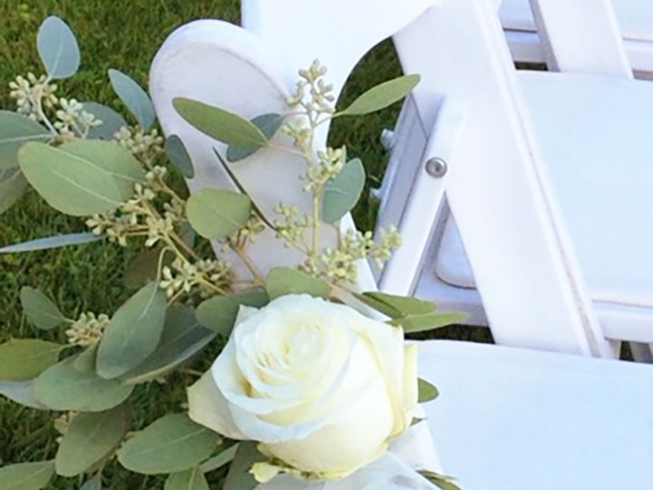 Tmx Ohara Chair And White Rose Ww 51 1862309 1565290347 Pittsford, NY wedding florist