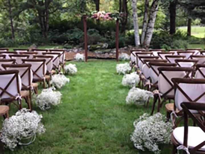 Tmx Ohara Outdoor Wedding Aisle Ww 51 1862309 1565291378 Pittsford, NY wedding florist