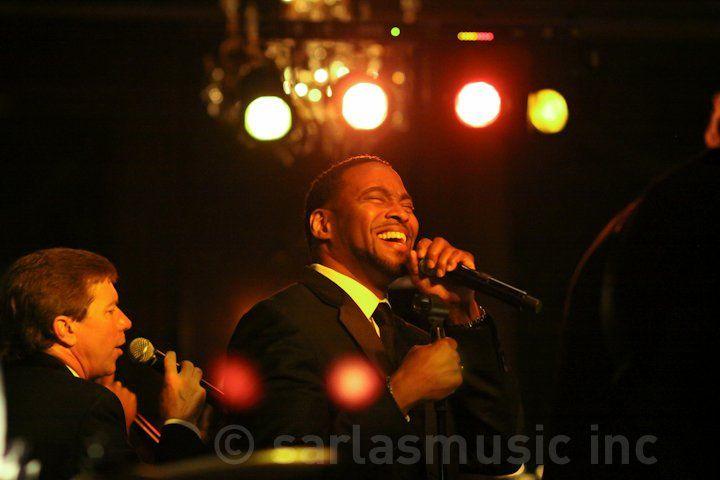 Vocalist Tim Johnson