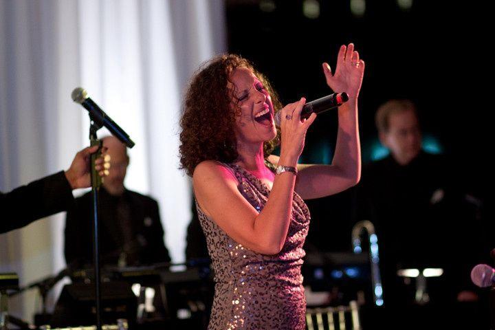 Vocalist Dayna Malow