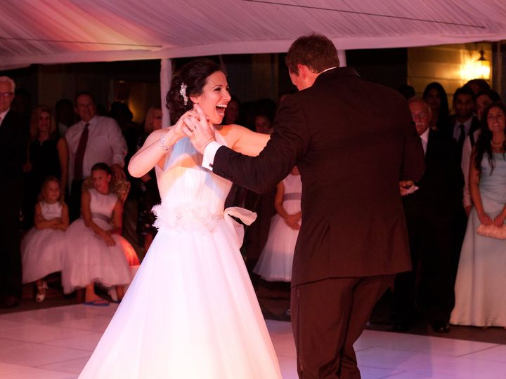 First Dance at Westmoreland CC