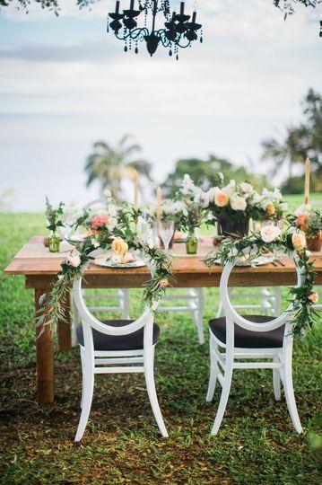 Big Island of Hawaii: Vintage and Lace Weddings