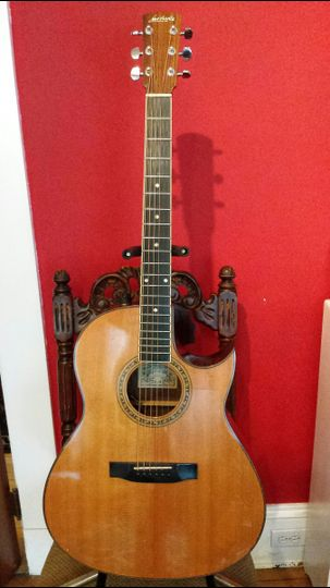 acoustic guitar larivee