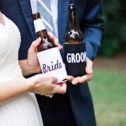 Tmx 1452882835718 Bride  Groom Coozies Raleigh, NC wedding catering