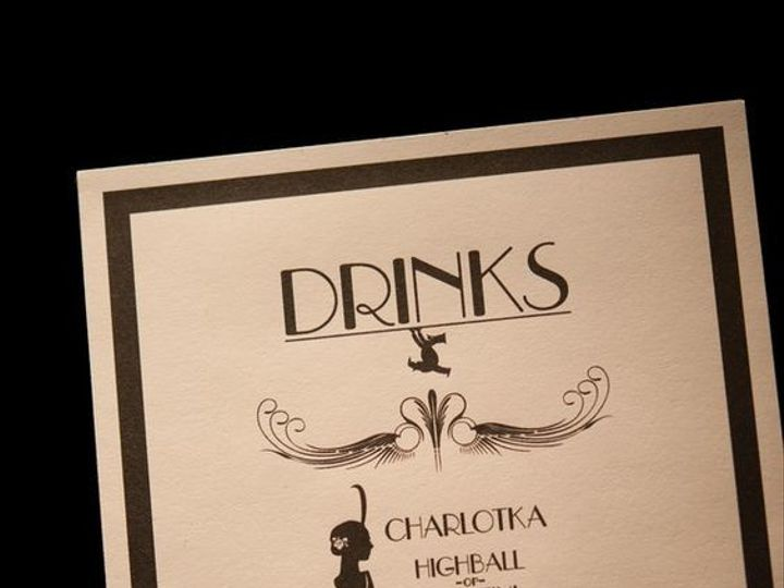 Tmx 1505511846335 Drink Menu Raleigh, NC wedding catering