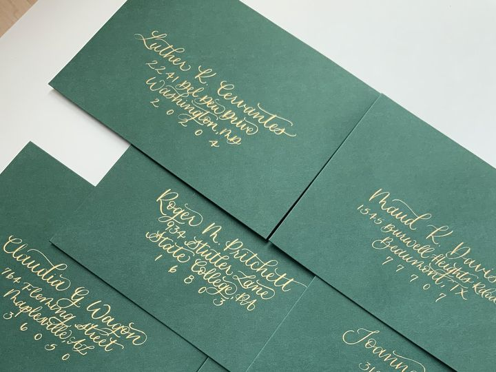 Tmx Green 51 1084309 159647400140763 Arlington Heights, IL wedding invitation