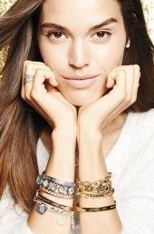 VINTAGE CRYSTAL BRACELET  Can create an arm party by purchasing multiple bracelets.