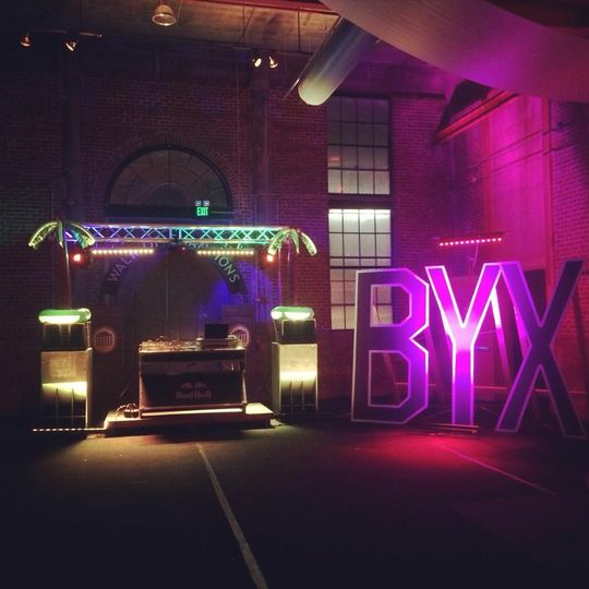 byux show
