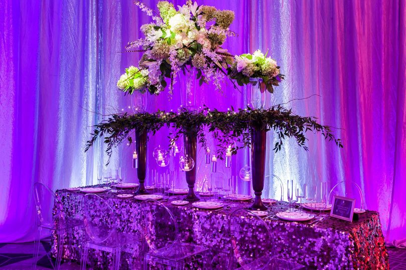 Creative tablescapes