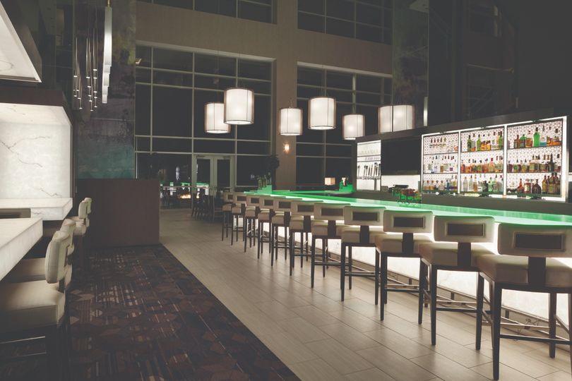 Queen City Lounge Bar-Evening