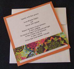 Tmx 1282878094219 Crazysquaresm Longmont wedding invitation