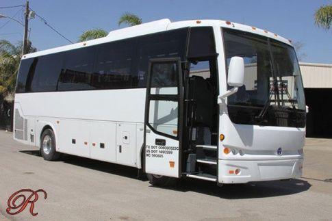 34 passenger mini bus
