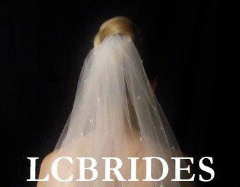 Wedding Wedding with Glass Pearls.