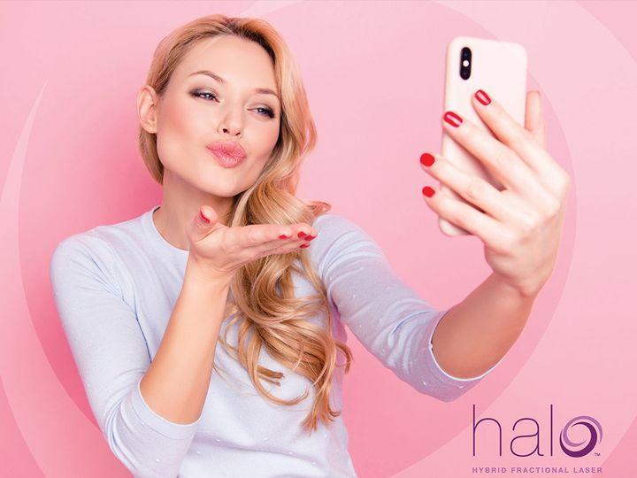 Tmx Halo Selfie 51 1949309 161048840621738 Alpharetta, GA wedding beauty