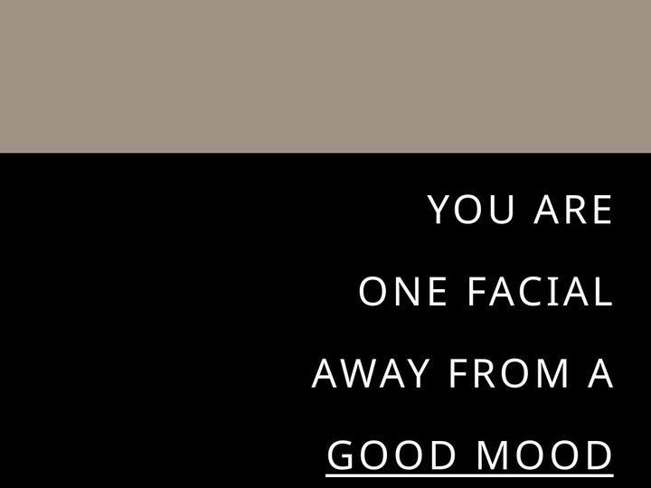 Tmx One Facial Away From A Good Mood 51 1949309 161048855042752 Alpharetta, GA wedding beauty