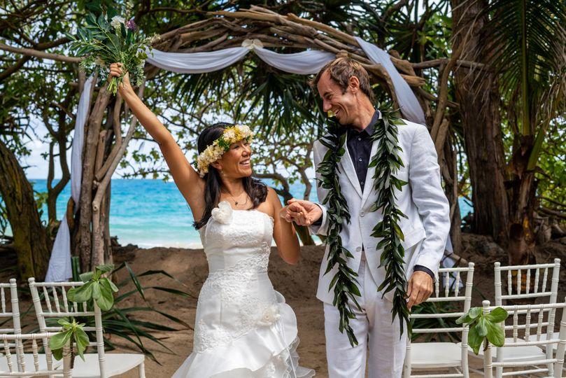 Castaway Wedding Cabana
