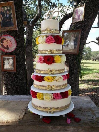 Wedding Cakes San Antonio | Nia Bella Cakes San Antonio Wedding Cake San Antonio Tx