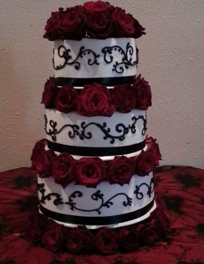 Nia Bella Cakes San Antonio Wedding Cake San Antonio TX