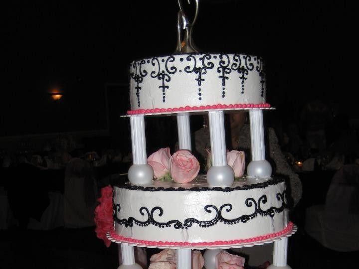 Tmx 1400822133224 Jenn San Antonio wedding cake