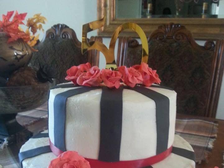 Tmx 1400822161693 Pamjone San Antonio wedding cake
