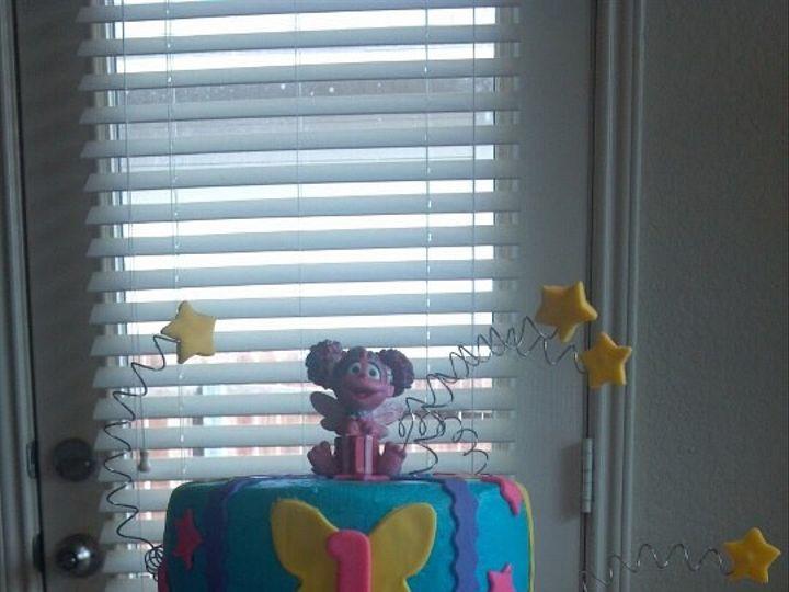 Tmx 1400823219966 Ariann San Antonio wedding cake