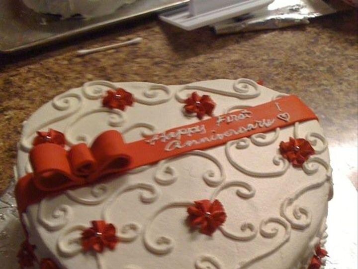 Tmx 1401338391218 David Anniversar San Antonio wedding cake