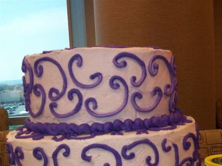 Tmx 1401338678133 Becky Bridal Showe San Antonio wedding cake