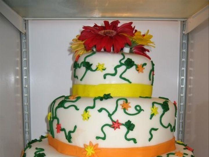 Tmx 1401338698405 Diana Weddin San Antonio wedding cake