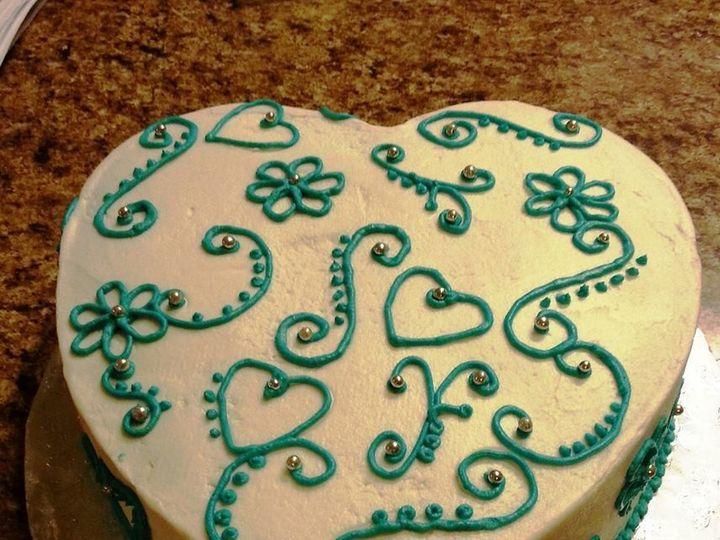 Tmx 1401338719597 Shamik San Antonio wedding cake