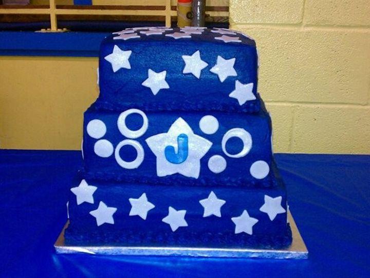 Tmx 1401339379917 3 Tierblu San Antonio wedding cake