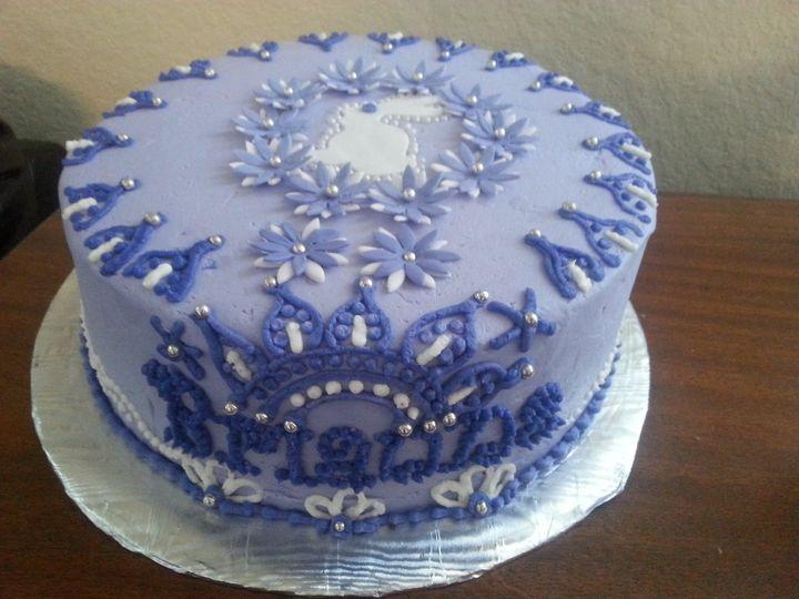 Tmx 1401339486783 2014041314215 San Antonio wedding cake