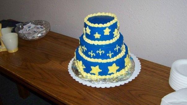 Tmx 1401339712776 Boy Scout San Antonio wedding cake