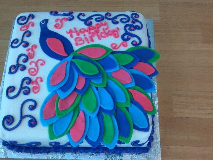 Tmx 1401340372219 Peacoc San Antonio wedding cake