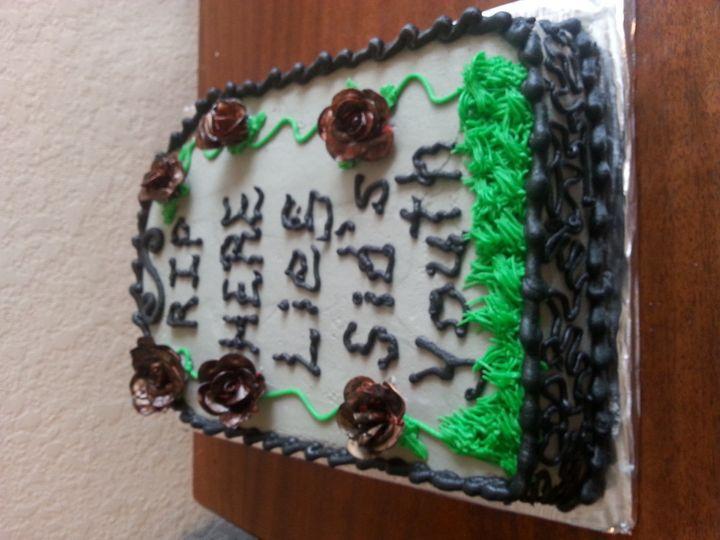 Tmx 1402721030688 20140525153317 San Antonio wedding cake
