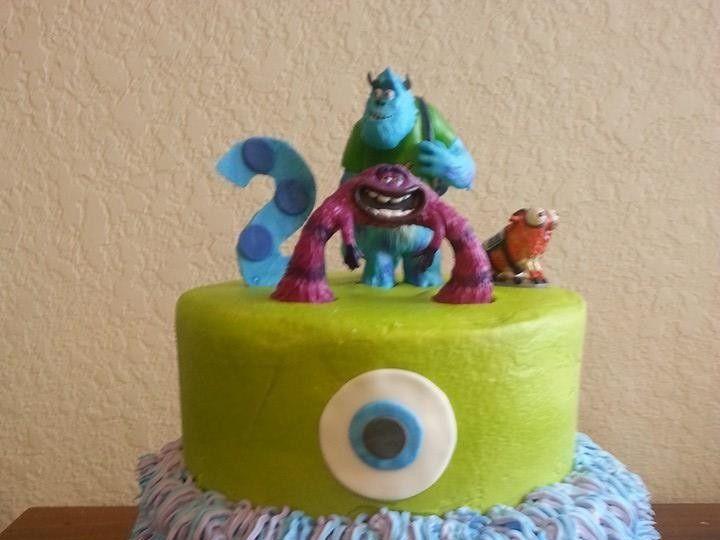 Tmx 1402721251457 Monsters Inc San Antonio wedding cake