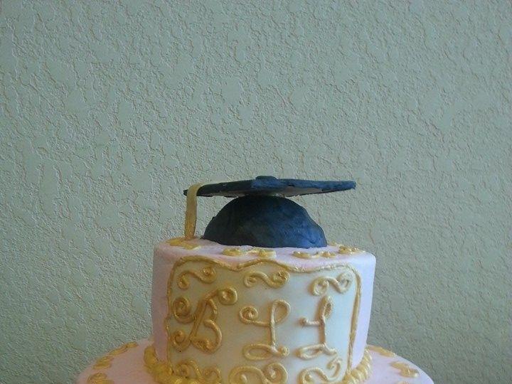 Tmx 1402721540586 Brooke San Antonio wedding cake