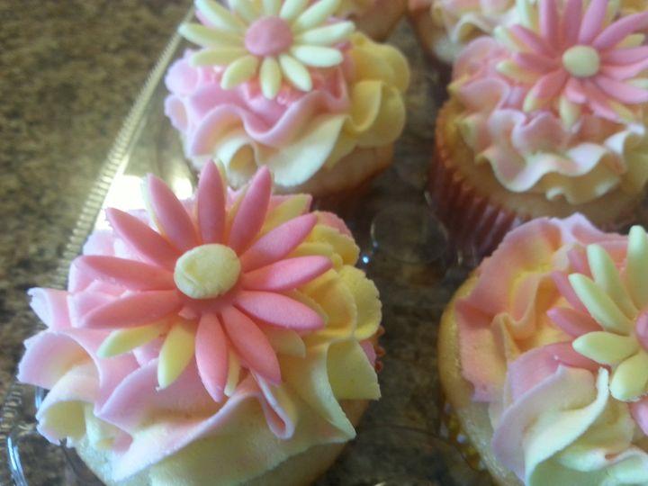 Tmx 1402721628753 Daisies Upclose San Antonio wedding cake