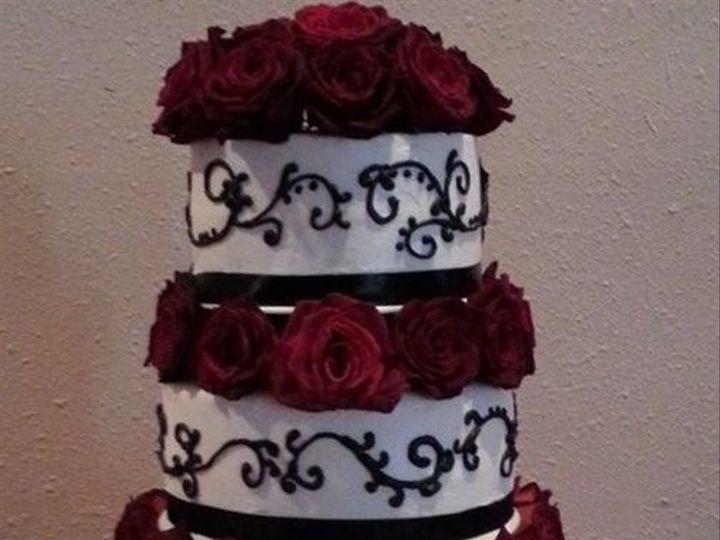 Tmx 1420775620843 Bacara Roses San Antonio wedding cake