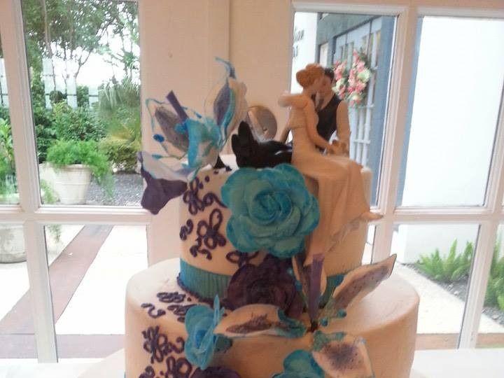 Tmx 1420776309303 Kala San Antonio wedding cake