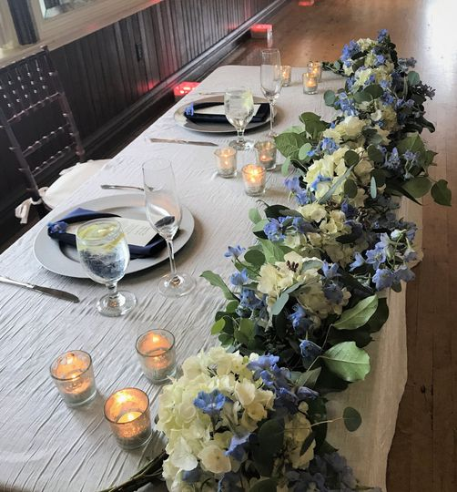Flower decors