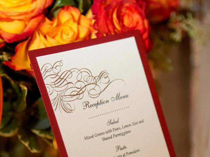 Tmx 1500389127287 Menu Card Billerica, MA wedding planner